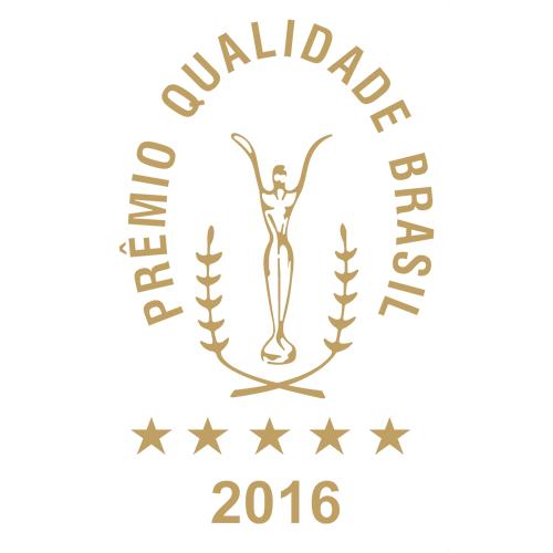 Logo - Prêmio Qualidade Brasil