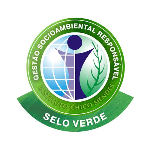 Logo - Institito Chico Mendes Selo Verde